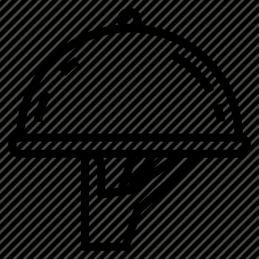 order, restaurant, service icon