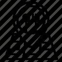 location, restaurant icon