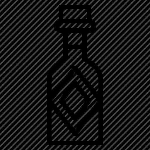 mexican, sauce, tabasco icon