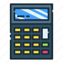 calculator, retail, shop, shopping, store icon