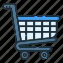 cartv, retail, shop, shopping, store icon