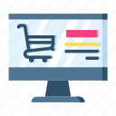 online, retail, shop, shopping, store icon