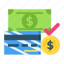 method, payment, retail, shop, shopping, store icon