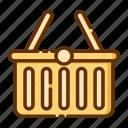 basket, retail, shop, shopping, store icon