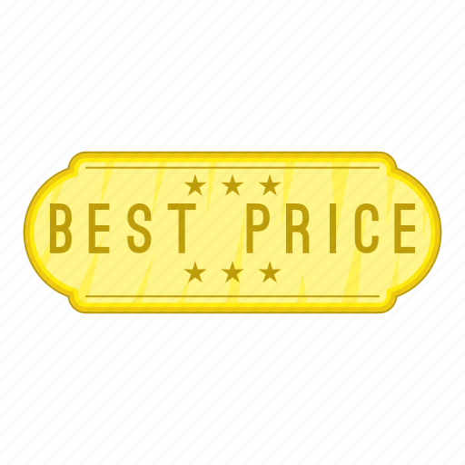 Best, cartoon, label, object, pennant, price, sign icon - Download on Iconfinder