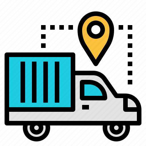 check, delivery, logistic, retail, shipment, shop, tracking icon