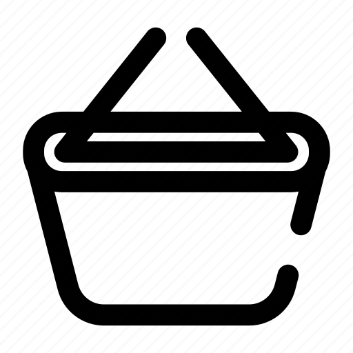basket, cart, empty, payment, sale, shopping icon