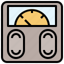 electronics, scale, weighing, weight icon