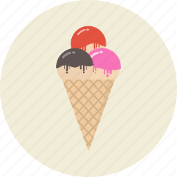 cuisine, dessert, drink, food, ice cream, retro, sweet icon