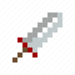 attack, blade, hero, sword, thick, weapon icon