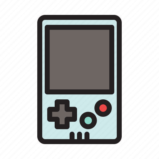 colored, game, gameboy, games, retro icon