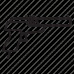 game, games, gun, nes, nintendo, retro, zapper icon
