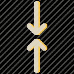 gesture, hand, slide, swipe icon