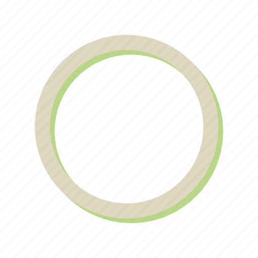 circle, control, on, stop icon