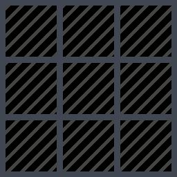 block, blocks, gaming, video icon