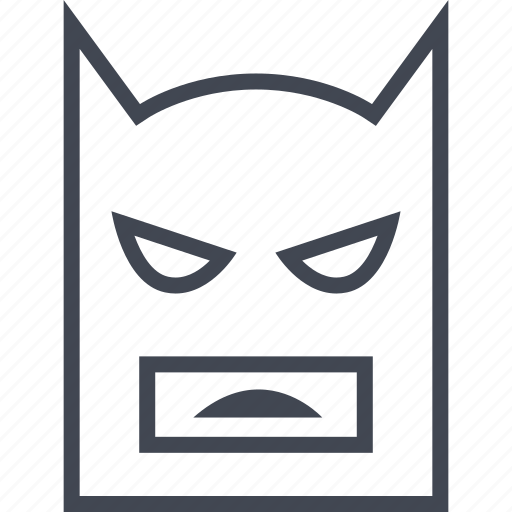 bat, batman, lego, man, mask icon