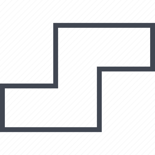 block, gaming, retro, video icon