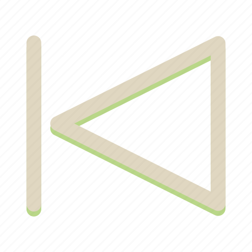 arrow, media, next, player, previous, video icon