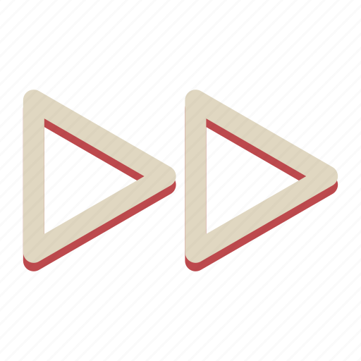 arrow, arrows, direction, down, navigation, next icon