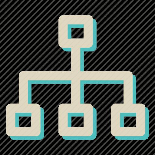 Internet, social, seo, media, network icon