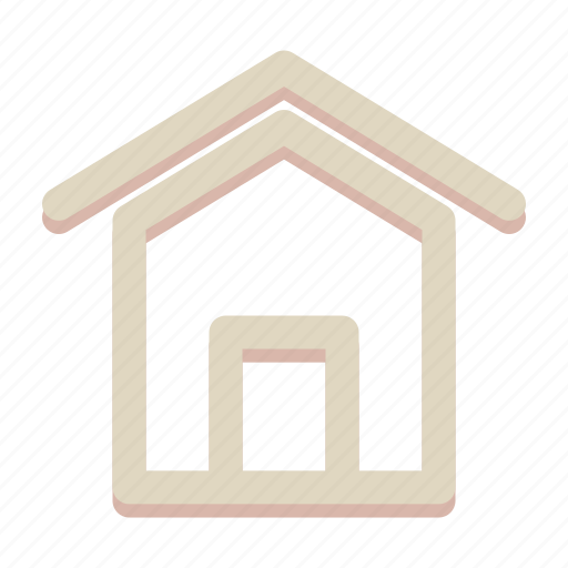 construction, estate, house, property icon