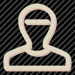 avatar, minus, person, profile, user icon