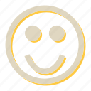 emoji, emotion, smile, smiley icon