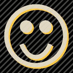 emoji, emotion, smile, smiley icon