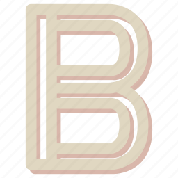 bold, design, drawing, edit, font, pencil, write icon