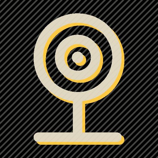 camera, image, movie, record icon