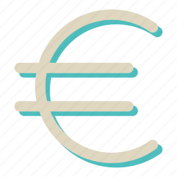 cash, currency, euro, finance icon