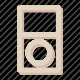 apple, device, ios, ipod icon