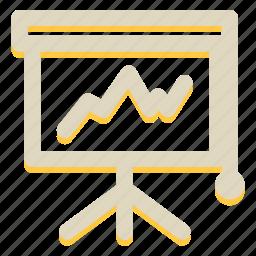 analytics, report, seo, statistics icon