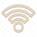 internet, network, seo, signal, wifi, wireless icon