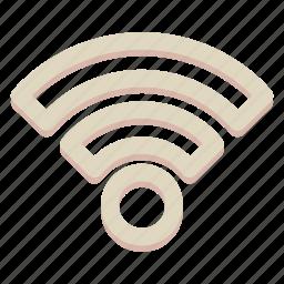 internet, network, seo, signal, wifi, wireless icon