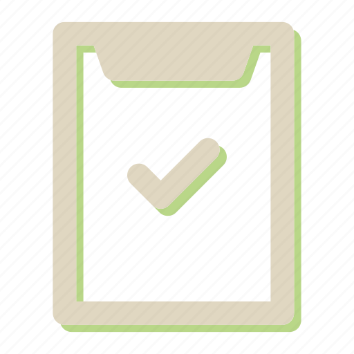 checklist, clipboard, extension, file, seo icon