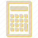 accounting, calculation, calculator, math, seo icon