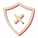 guard, protect, safety, secure, shield icon