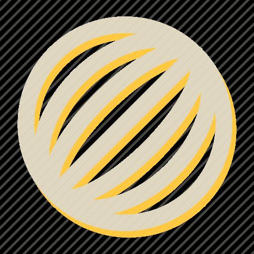 ball, beach, summer, vacation icon