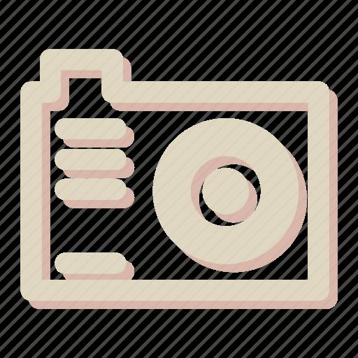 camera, photo, photography, video icon
