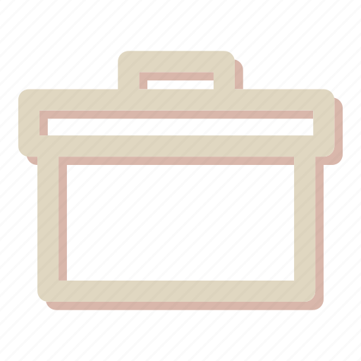 box, delivery, package, present icon