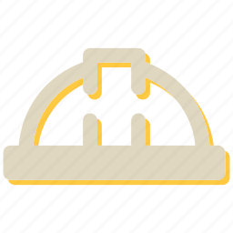 construction hard hat, construction hat, hat, protection, security icon