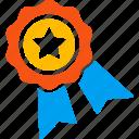 award, badge, achievement, best, guarantee seal, premium quality, stamp icon