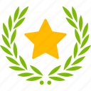 achievement, glory, victory icon