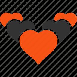 favorite, favourite, heart, like, love, valentine, valentines icon