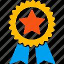 achievement, award, medal, prize, trophy, win, winner
