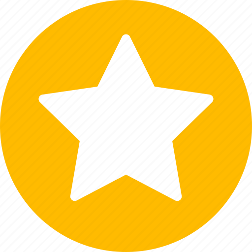 Medal, award, favorite, quality, rating, rounded star, trophy icon - Download on Iconfinder