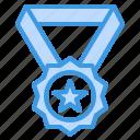 medal, reward, badge, award, prize