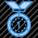 medal, reward, champion, badge, award