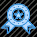 medal, reward, prize, badge, award